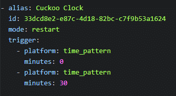 Building a digital Cuckoo Clock with Home Assistant 2