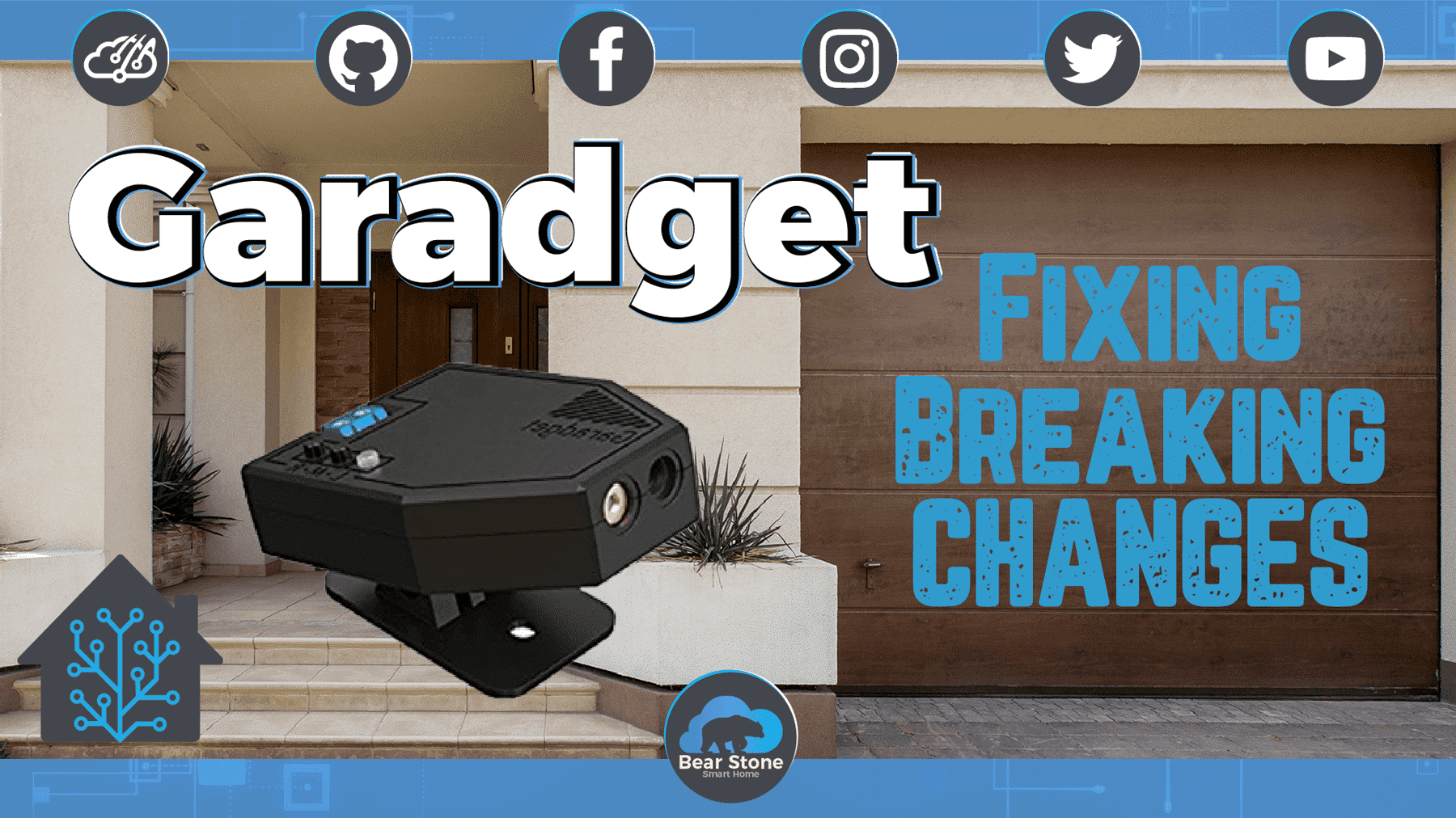 Fixing Breaking Changes with Garadget