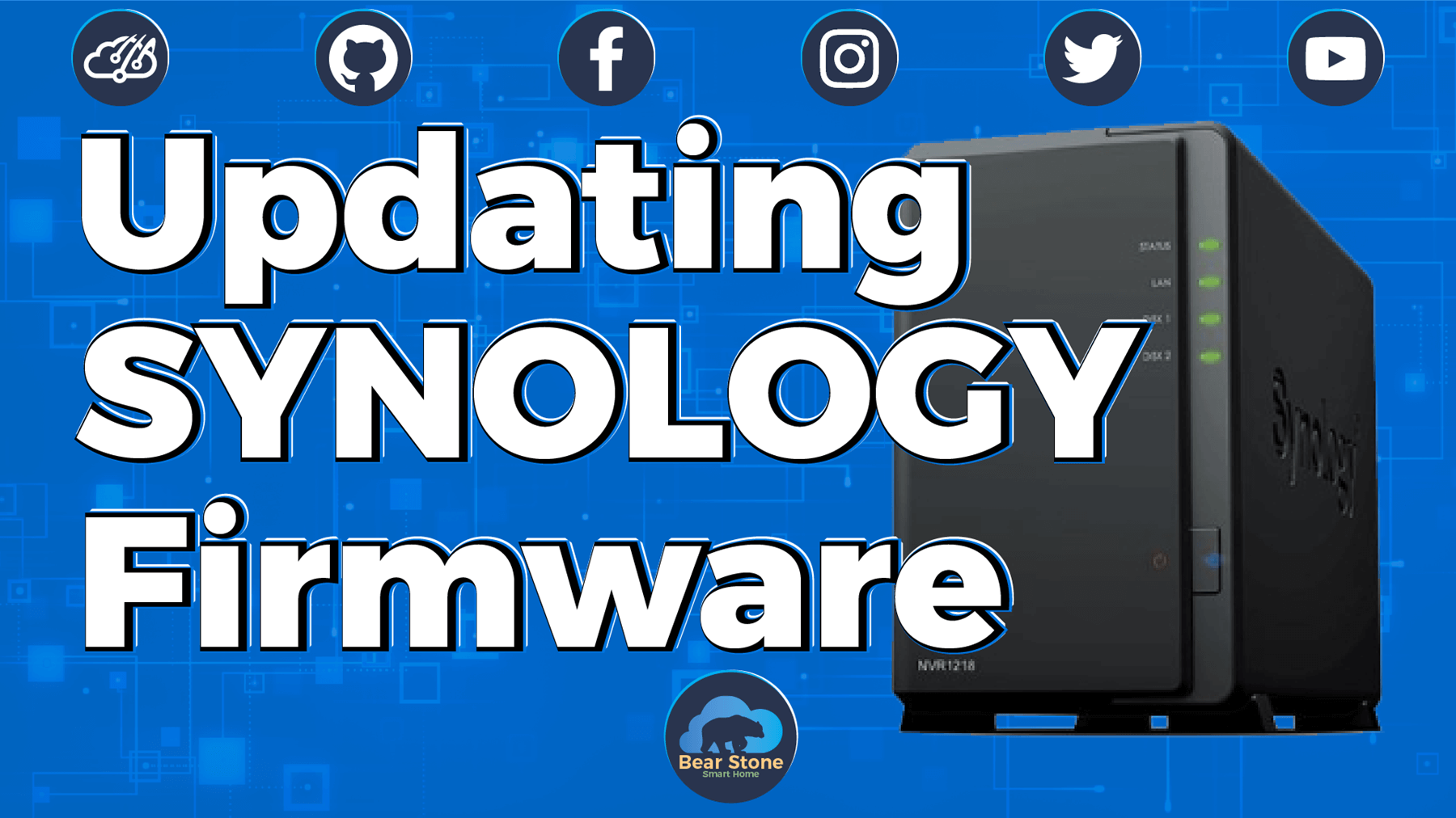 How to manually upgrade your Synology Surveillance System