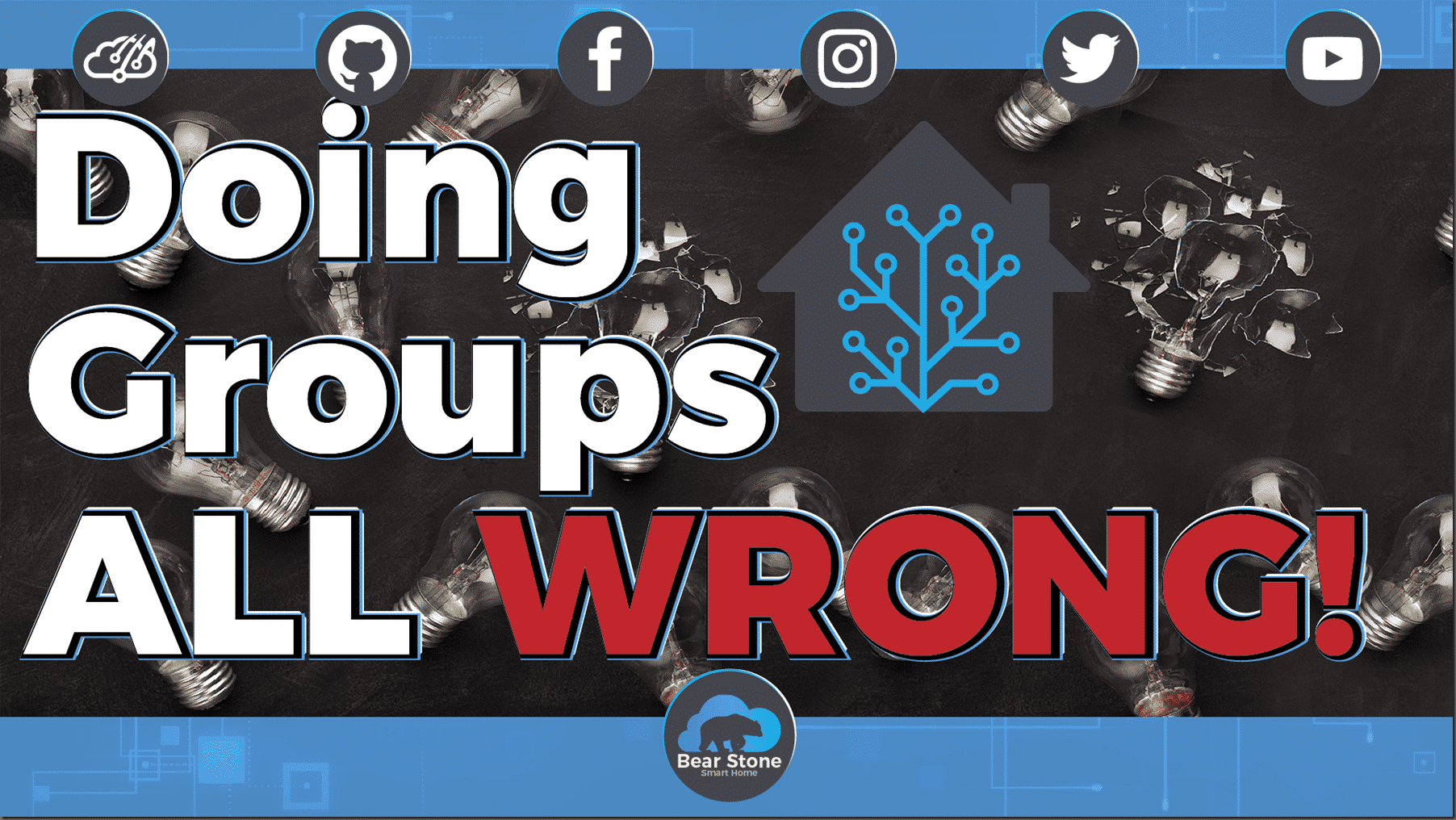 Your Groups are all Wrong!