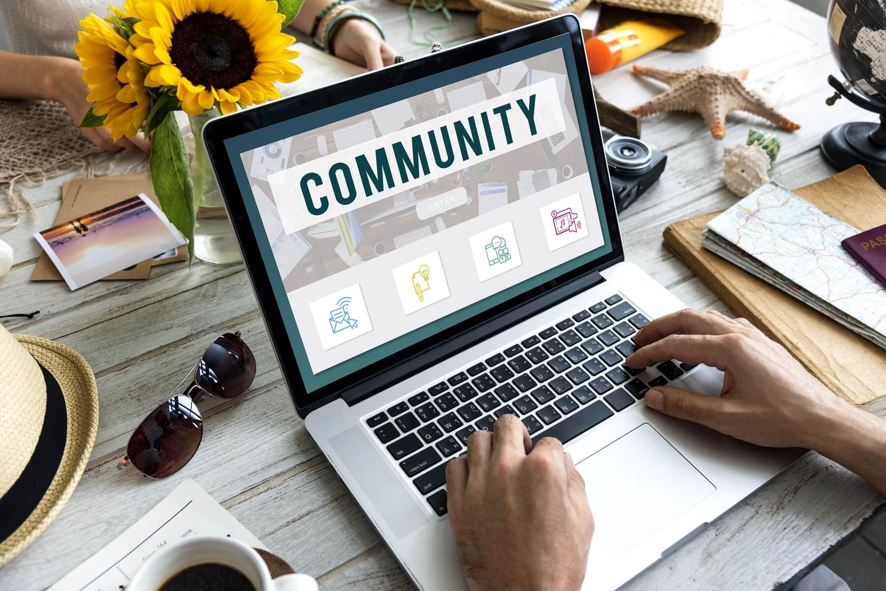 What communities are you a part of?