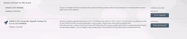 Upgrade EMC/Dell VxRail Best Practices (4.7.100 to 4.7.301) 5