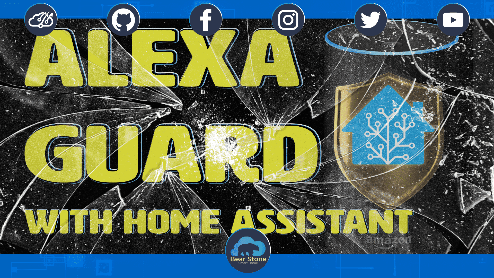 How to Enable Alexa Guard Mode via Home Assistant using Presence Detection 1