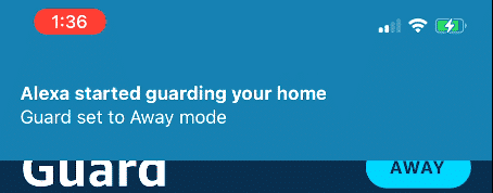 How to Enable Alexa Guard Mode via Home Assistant using Presence Detection 2