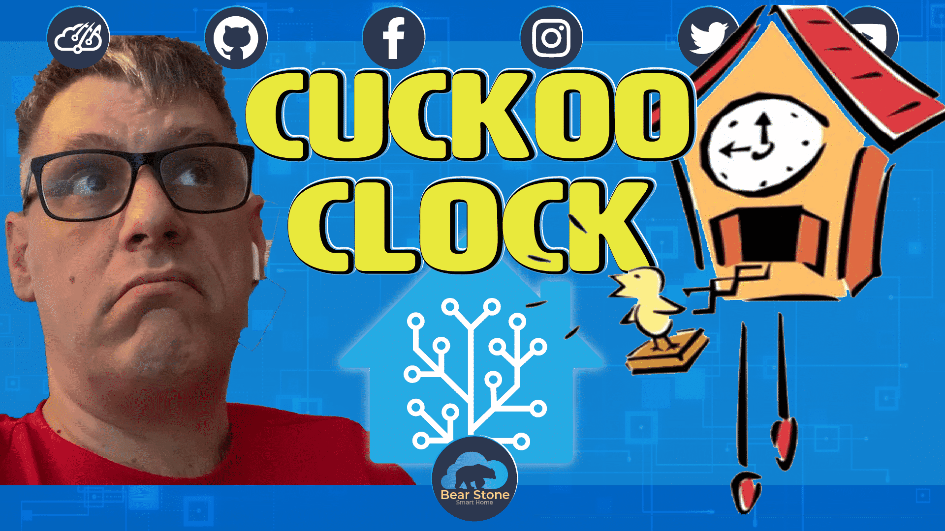 Building a digital Cuckoo Clock with Home Assistant 1