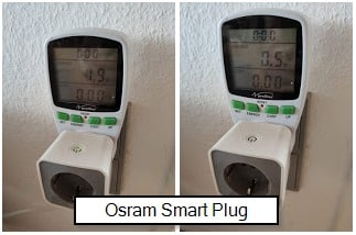 Smart Home Plugs - Power Measurements 5