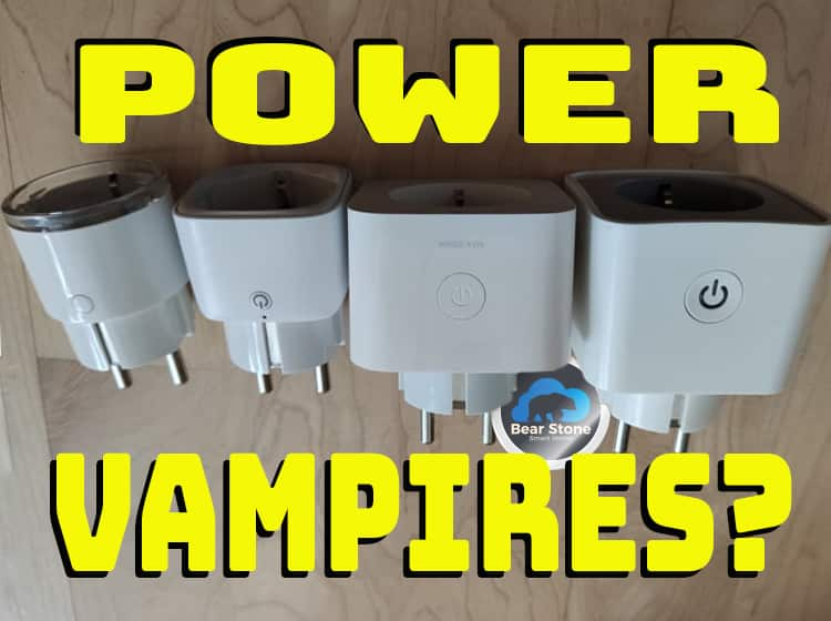 Smart Home Plugs - Power Measurements 1