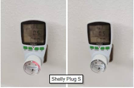 Smart Home Plugs - Power Measurements 8