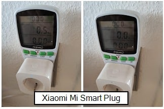 Smart Home Plugs - Power Measurements 3