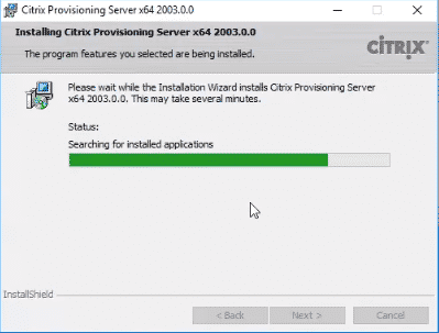 Citrix Provisioning Services - Upgrade is very Slow 3