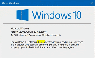 VMware Horizon 2006 (8) client not supported on Windows 10 build 1809 5