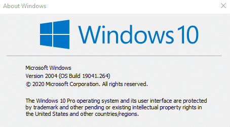 VMware Horizon 2006 (8) client not supported on Windows 10 build 1809 6