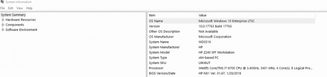 VMware Horizon 2006 (8) client not supported on Windows 10 build 1809 7